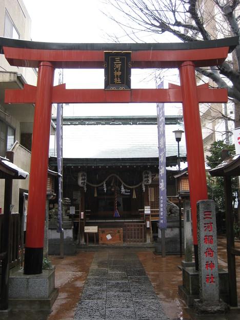 11.03.07.三河稲荷神社(本郷2丁目)