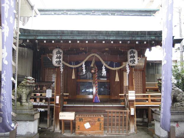 三河稲荷神社(本郷2丁目)