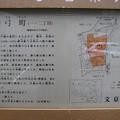 旧弓町(本郷1丁目)永井兵次郎屋敷跡