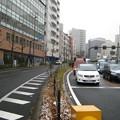春日町交差点東 東富阪(本郷)
