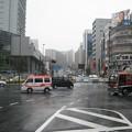春日町交差点西 富坂(文京区)松平丹後守上屋敷跡