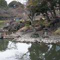 水戸殿上屋敷跡(文京区小石川)小石川後楽園 蓬莱島