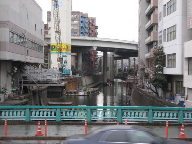 11.02.14.後楽橋より西(後楽1丁目)小石川橋………がない!!?