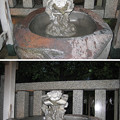 11.03.01.北野神社(牛天神。春日1丁目)手水鉢