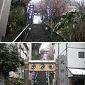 11.03.07.北野神社(牛天神。春日1丁目)参道