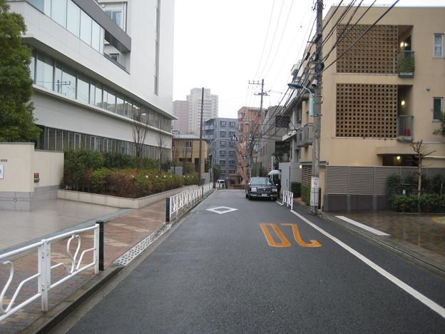 善光寺坂(小石川2丁目・3丁目)伝通院より東へ