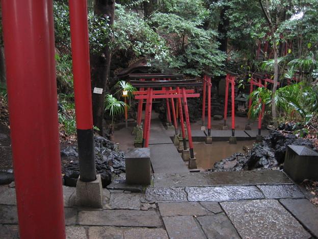 慈眼院 澤蔵司稲荷神社(小石川3丁目)霊窟