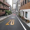 善光寺坂(小石川2丁目・3丁目)先の先は千川通り