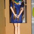 TOKYO2020のバービー服を着たシオン