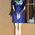 TOKYO2020のバービー服を着たREINA