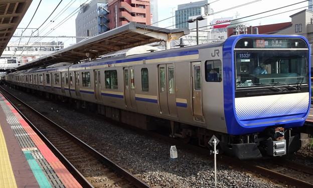 JR東日本横浜支社 総武快速・横須賀線E235系