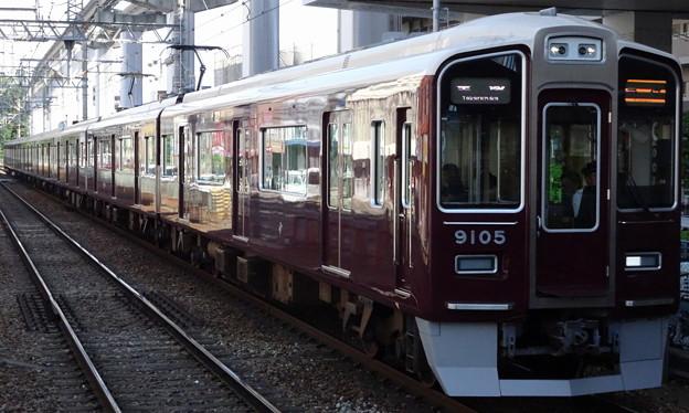阪急宝塚線9000系
