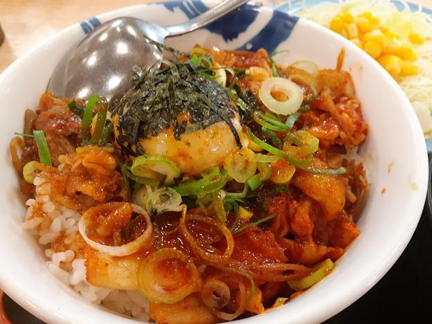 Photos: ビビン丼  これで見納め(>_<)
