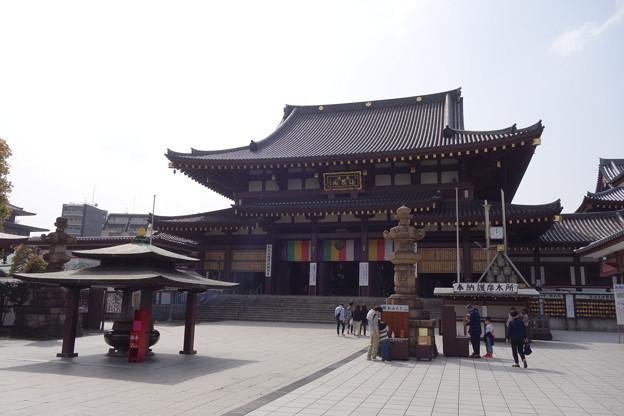 川崎大師   大本堂