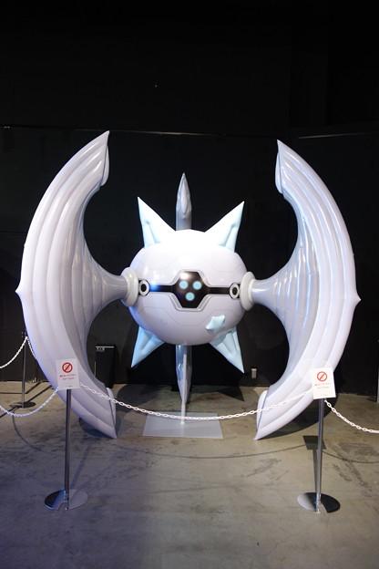 アサルトリリィ 3メートル巨大ヒュージ展示