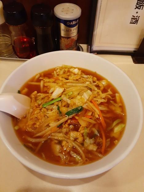 華星中華 サンマ麺