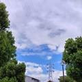 Photos: 2021.8.15 青空が見えました