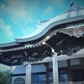 お寺の本堂