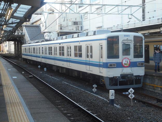 #8078 東武鉄道8565F 2019.1.2