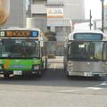 Photos: #8079 都営バスP-B736・K-L769 2019-1-8