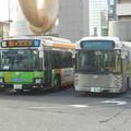 Photos: #8080 都営バスP-B736・K-L769 2019-1-8