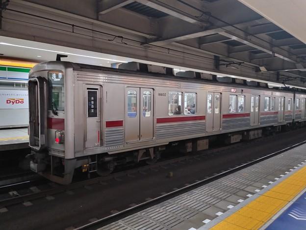 #8083 東武鉄道クハ16602 2021-2-26