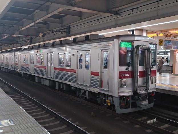 #8085 東武鉄道クハ16606 2021-2-26