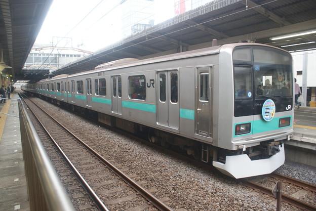 Photos: #8092 209系1000番台 東マト82F 2018-10-13