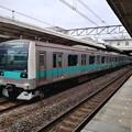 Photos: #8094 常磐緩行線E233系2000番台 東マト7F 2021-3-6