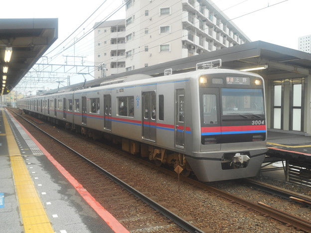 #8116 京成電鉄3004F 2018-9-2