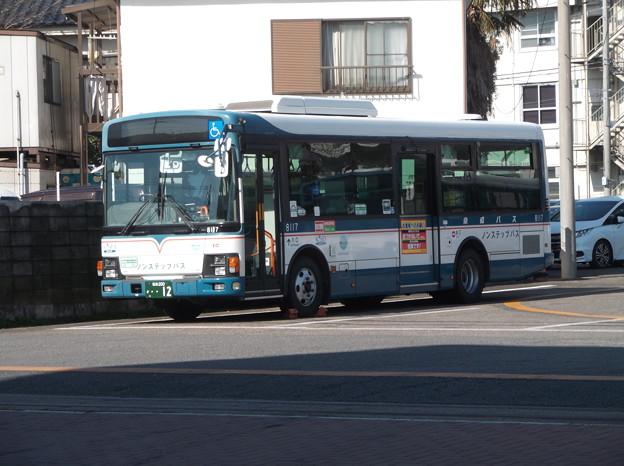 #8117 京成バスC#8117 2021-2-7
