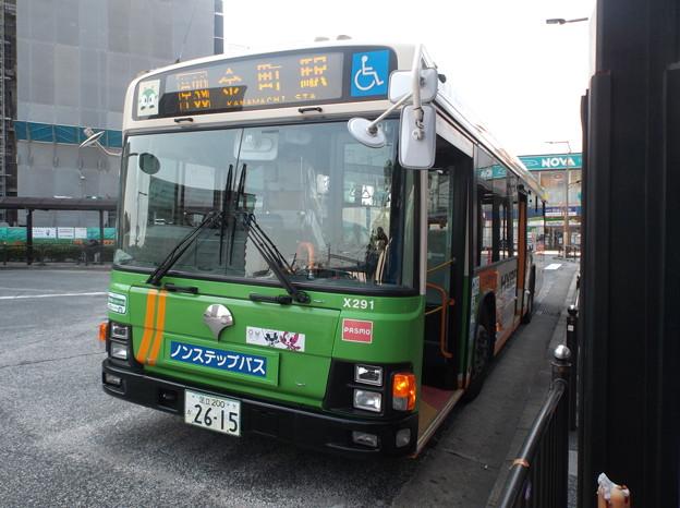 #8143 都営バスZ-X291 2021-3-24