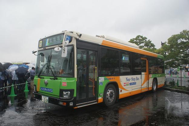 #8146 都営バスS-C268 2018-9-15