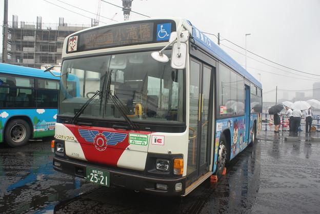 #8152 関東バスA7109 2018-9-15