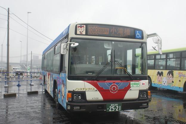 #8156 関東バスA7109 2018-9-15