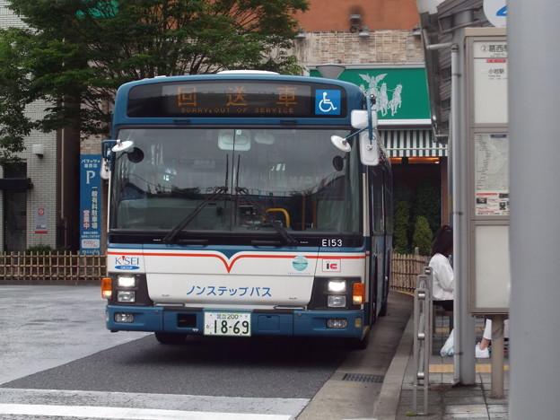 #8166 京成バスE153 2019-6-9