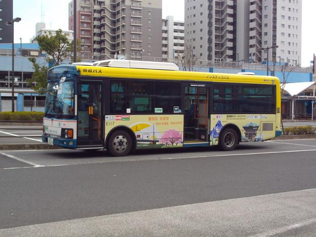 #8167 京成バスE117 2019-3-14