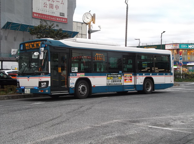 #8172 京成バスC#8172 2020-11-23