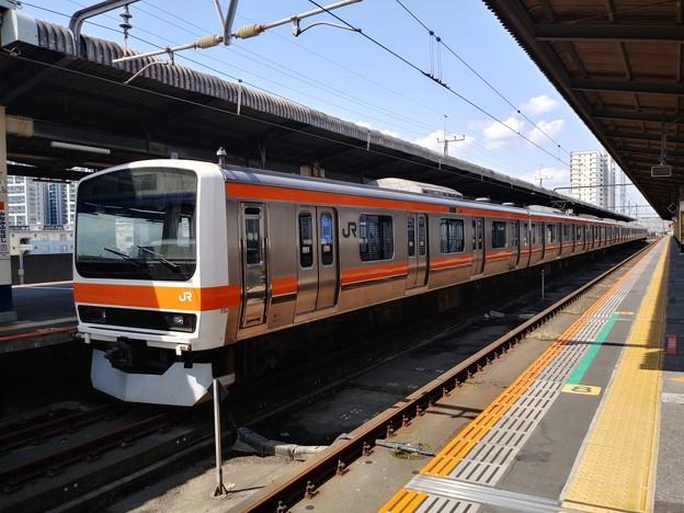 #8174 武蔵野線209系 千ケヨM83F 2021-4-3