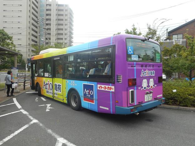#8186 京成バスC#8189 2018-9-4