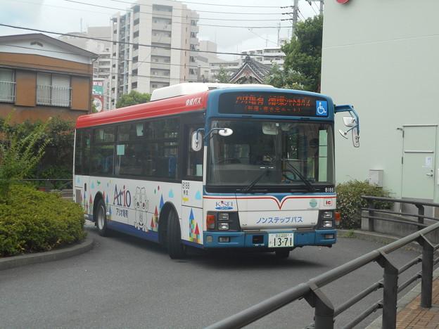 #8187 京成バスC#8188 2018-9-4