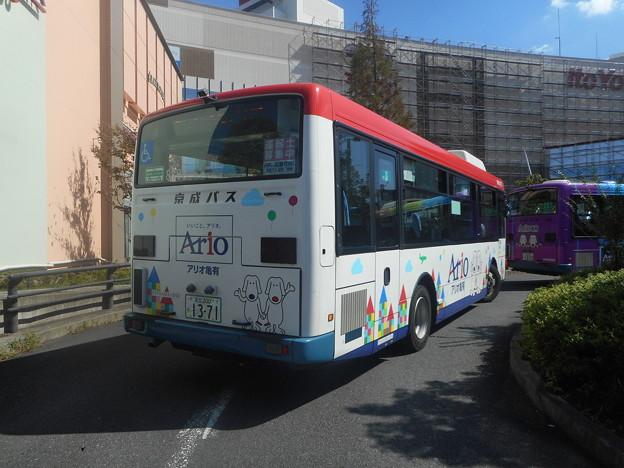 #8190 京成バスC#8188 2018-10-7