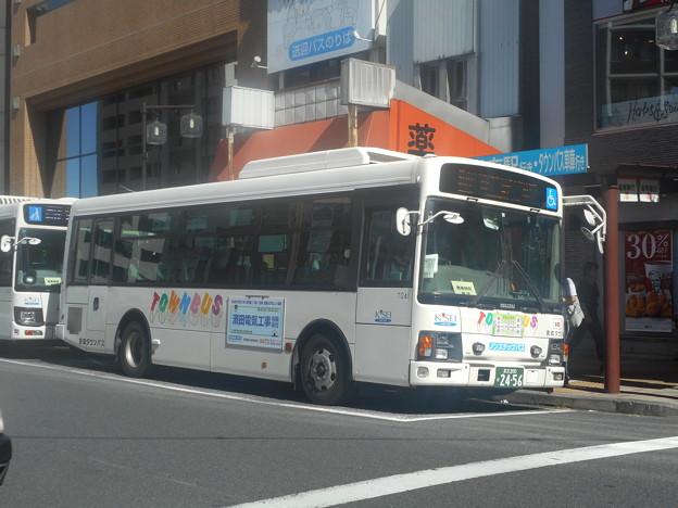 #8191 京成タウンバスT041 2018-9-9