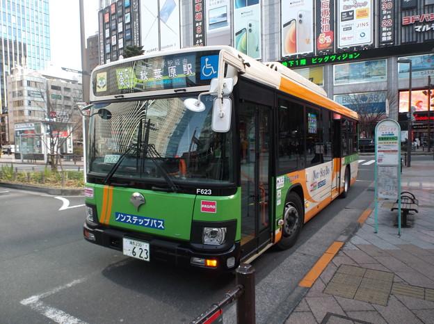 #8197 都営バスP-F623 2021-2-17