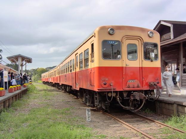 #8207 小湊鐵道キハ201+214+208 2021-4-3