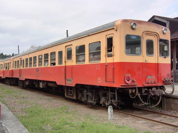 #8208 小湊鐵道キハ208 2021-4-3