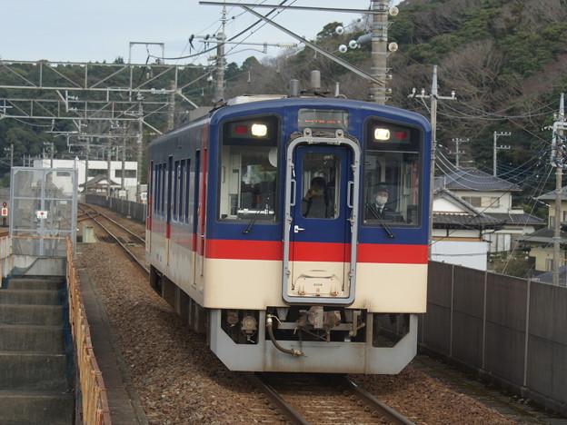 #8235 鹿島臨海鉄道キハ8006 2021-3-6