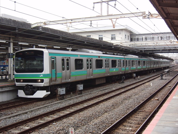 #8243 E231系 東マト135F 2021-3-6