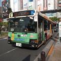 #8376 都営バスP-R581 2021-4-1