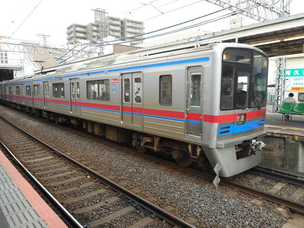 #8383 京成電鉄C#3838 2017-4-21